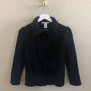 """Diane Von Furstenberg """"Gwennie"""" 3/4 sleeve blazer"""